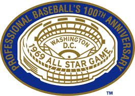 1969 all star patch
