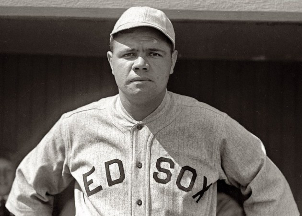 This Date in Washington Senators History     The Babe out duels The     DC Baseball History Babe Ruth