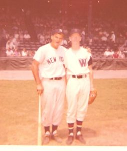 Bill Skowron, N.Y. Yankees First Baseman & Jim Ryan